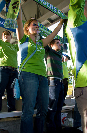 Seattle Sounders Vs. Colorado