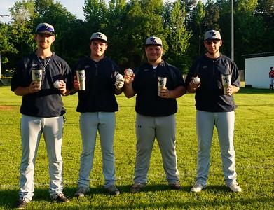 Senior Night Baseball