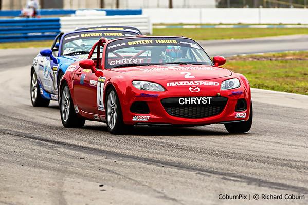 2015 Mazda MX-5 Cup Sebring