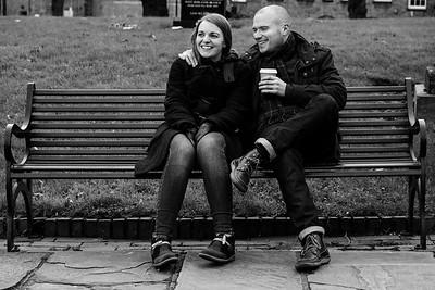 Emma & Ned - Pre Wedding Shoot