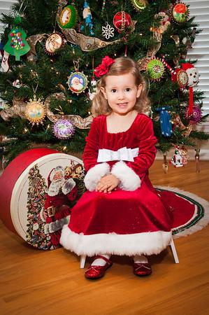 isabella christmas 2013