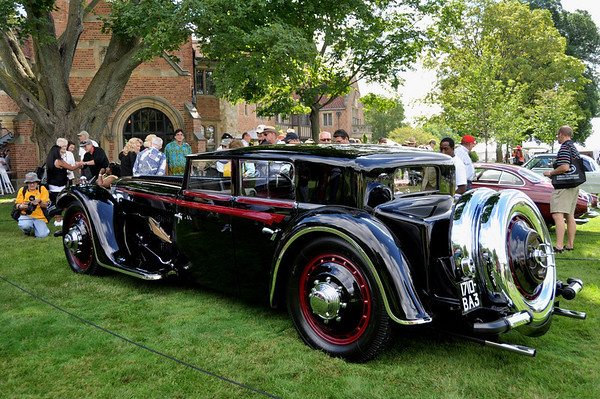 meadowbrook concours 2010