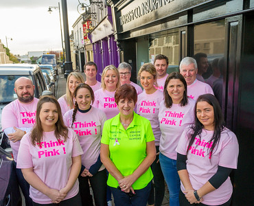 Travers Insurance Pink Day