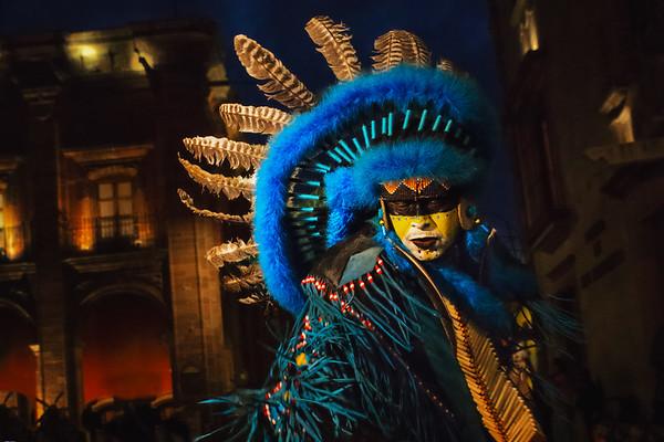 San Miguel de Allende, Mexico, Parades and Processions