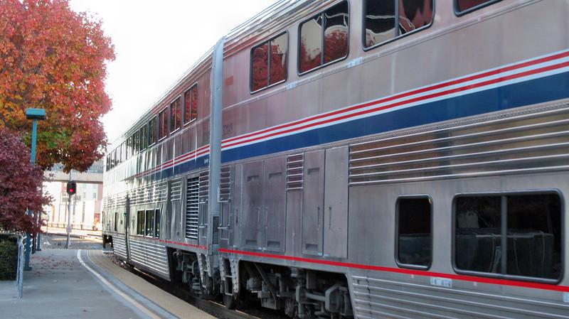 Amtrak's California Zephyr Eastbound