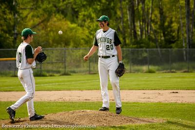 2013 JV Baseball vs. Skowhegan