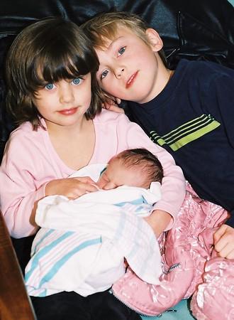 Katrina, February, 2004