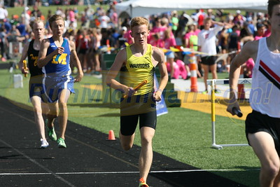 4x800 Boys - 2016 MHSAA LP D1 TF Finals