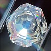 2.12ct Octagonal Flat Cut Diamond, GIA M VS2 0
