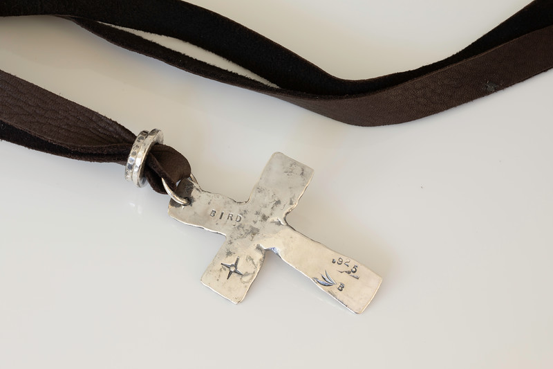 No.30 Sterling Cross detail