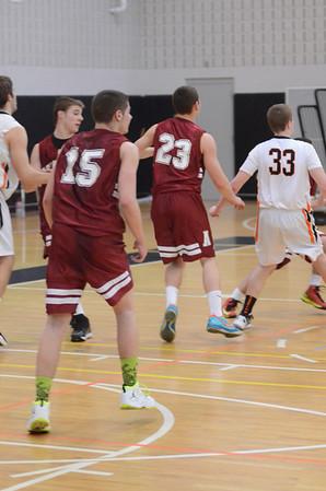 AHS Varsity Basketball 2012-2013