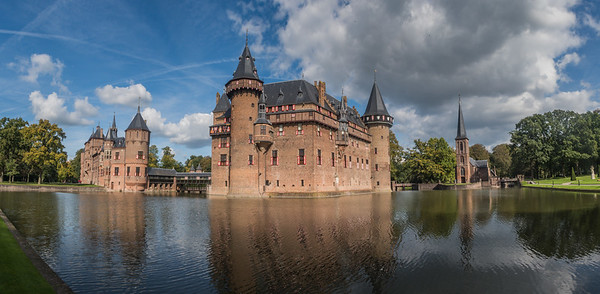 Castles of Holland