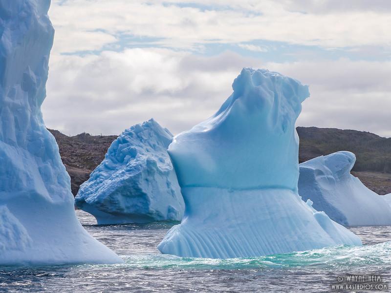 Iceberg 22  Photography by Wayne Heim