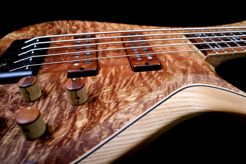 #013 Marozi 5 String Bass