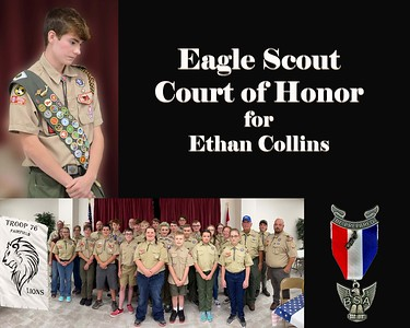 Eagle Ceremony - Ethan Collins