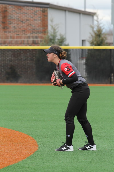 GWU softball plays Oakland at 12pm at the Brinkley Softball Complex on Sat, Feb 16, 2019.