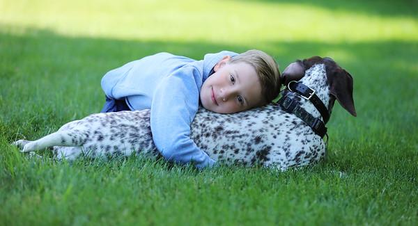 The Dog Days of Summer: John