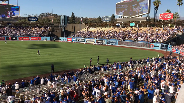 Vin Scully's Last Homestand