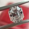 2.39ct Antique Asscher/Square Emerald Cut Diamond, GIA D/IF 31