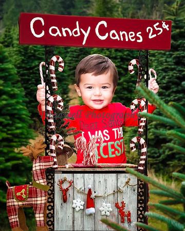 Baby Martinez Christmas