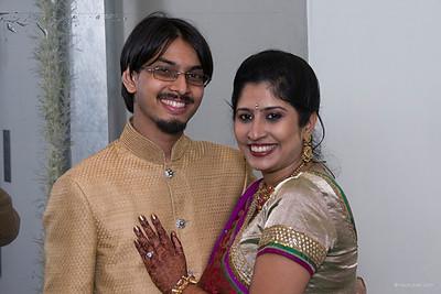 Jay - Lakshmi engagement