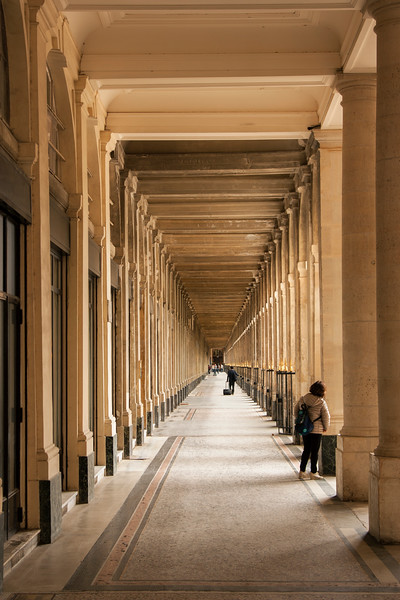 Le Palais Royal, Paris