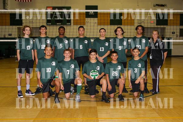 Volleyball Boys Varsity 2/19/19