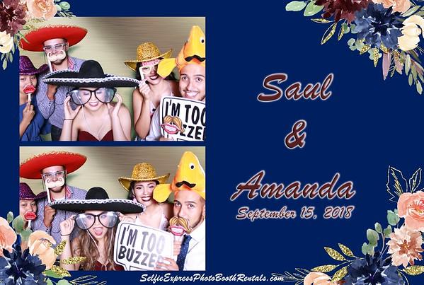 Saul & Mandy's Wedding