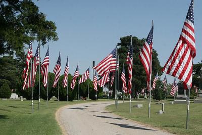 Memorial Day Service 2012 - Prairie Lawn Cemetery