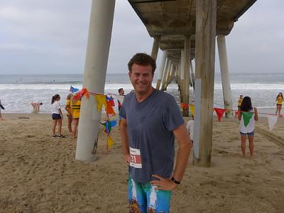 2018 Dick Fitzgerald 2-Mile Beach Run