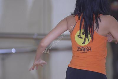 24523 Zumba dance  class