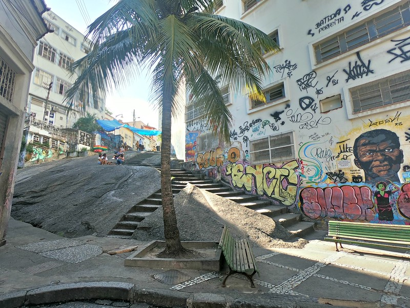 Pedra do Sal in Rio de Janeiro