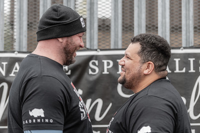 UK Masters Strongman 27th April 2019