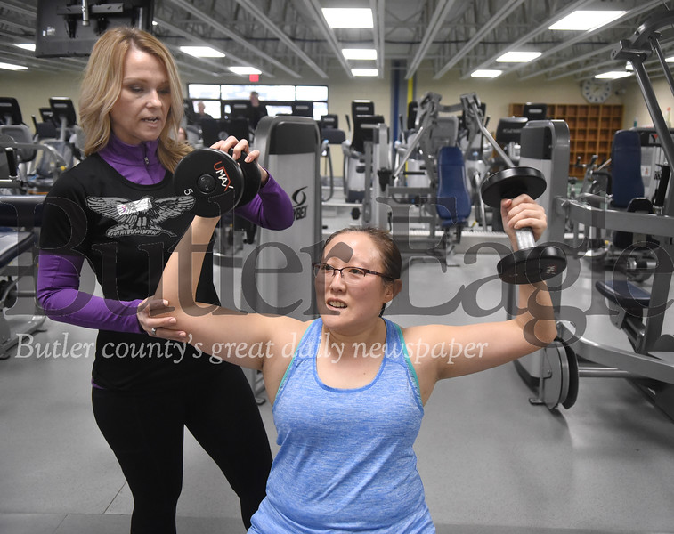 47032 New Years Resolution at Rose E. Schneider Family YMCA in Cranberry Twp