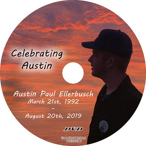 Austin - DVD Label