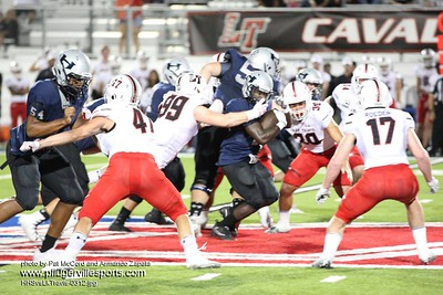 170922 Hendrickson Hawks vs Lake Travis Cavaliers