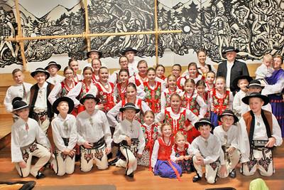 Szkolka Piesni i Tanca przy ZG ZPPA