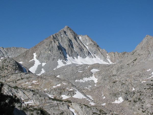 HURD PEAK: JULY 25, 2009