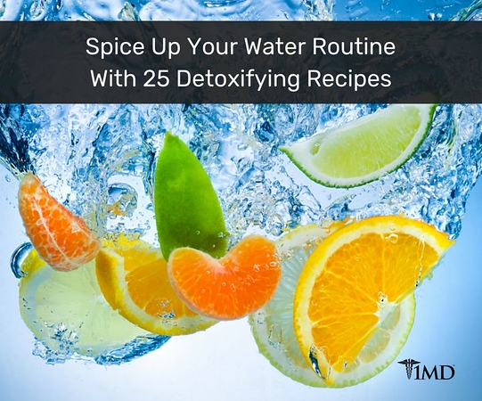 Detox Water Recipe Hydrate