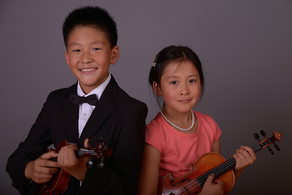 Young Violinist  Recital