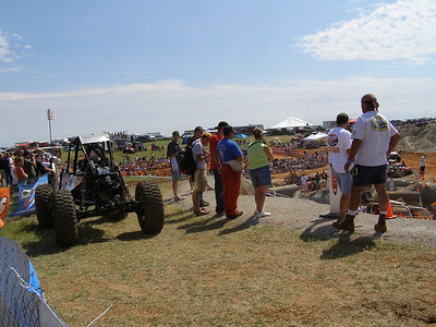 Rock Crawler Competition