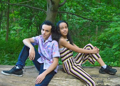 Kiara & Anthony Graduation 2020