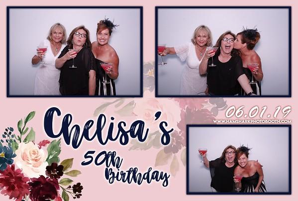 Chelisa's 50th Birthday