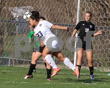 LHS Girls Soccer vs. Piper