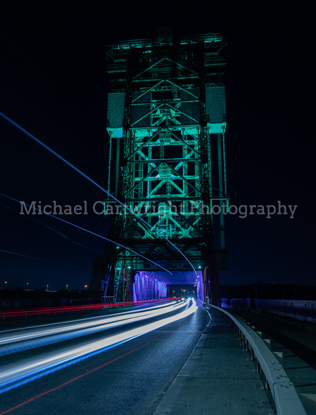Newport Bridge Portrait
