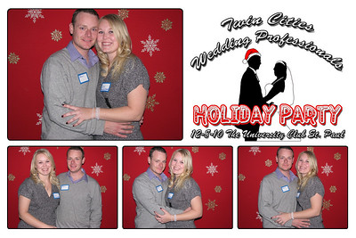 12-04 Twin Cities Wedding Pros Holiday Party- University Club, St. Paul