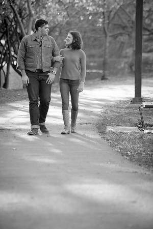 Alissa and Abe's Engagement Session