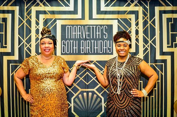 Marvetta Fields 60th Birthday Celebration