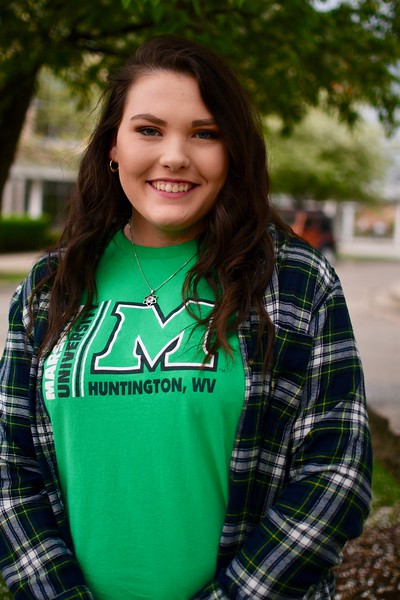 Brianna Elkins-Daughter of Marshall, motivated, ambitious