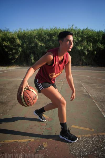 Lara - Basketball player